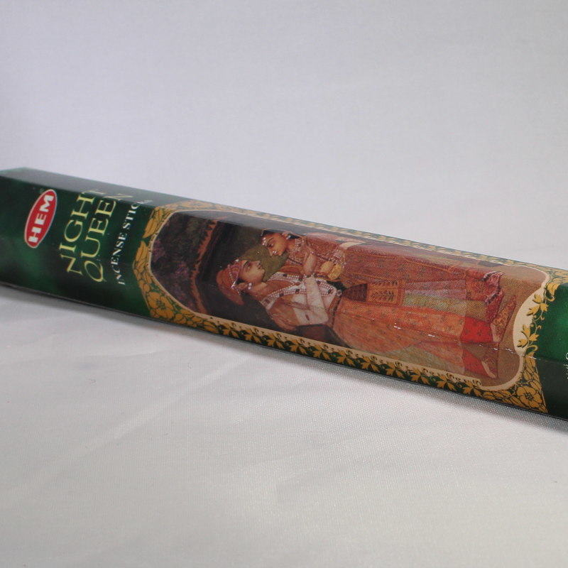 Night Queen Incense Sticks - HEM