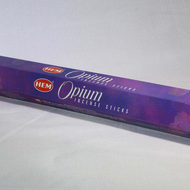 Opium Incense Sticks - HEM