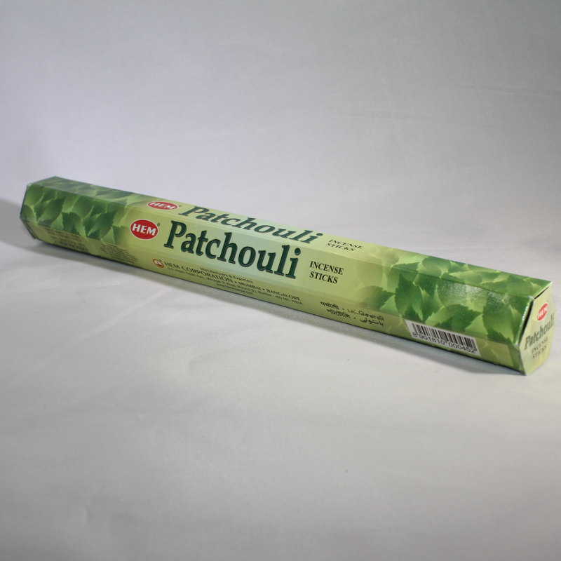 Patchouli Incense Sticks - HEM