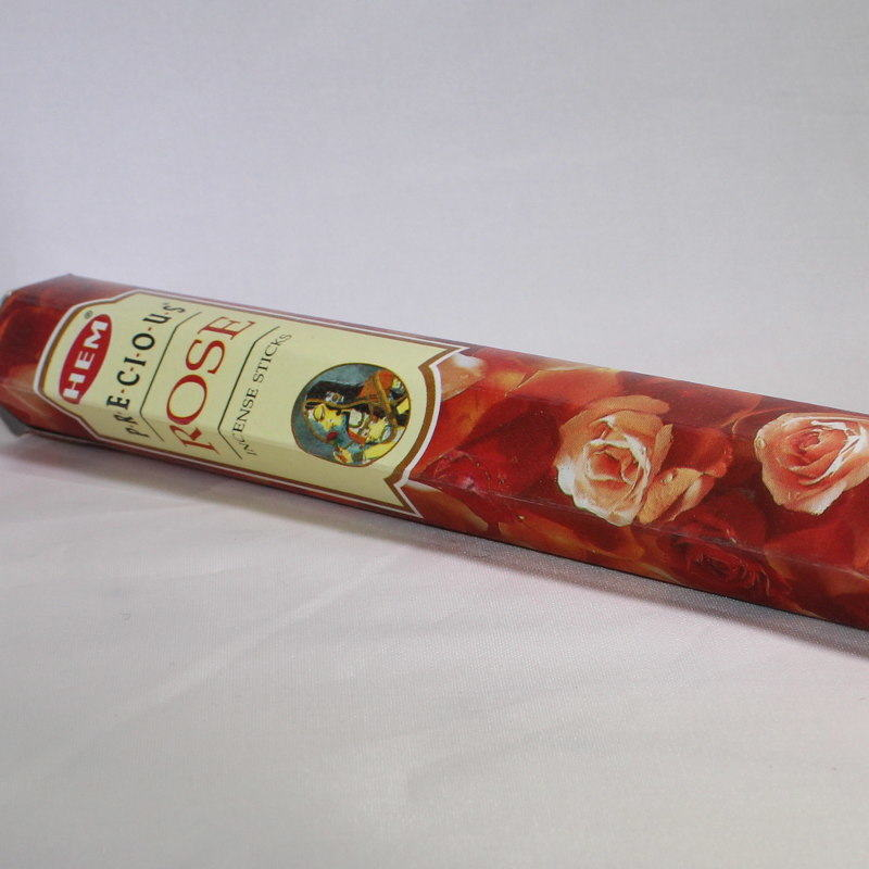 Rose Incense Sticks - HEM