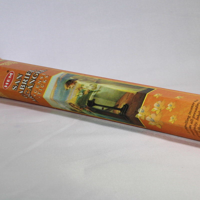 San Gabriel Arcangel Incense Sticks - HEM