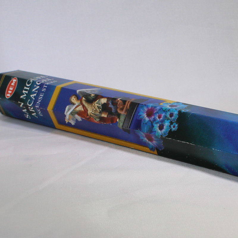 San Miguel Archangel Incense Sticks - HEM
