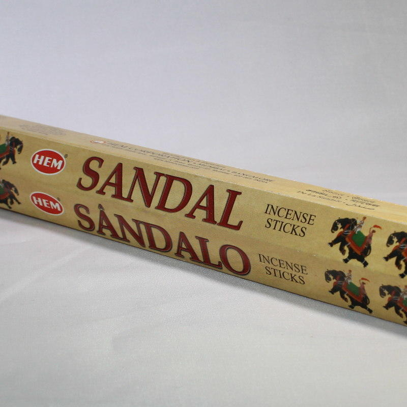 Sandal Incense Sticks - HEM