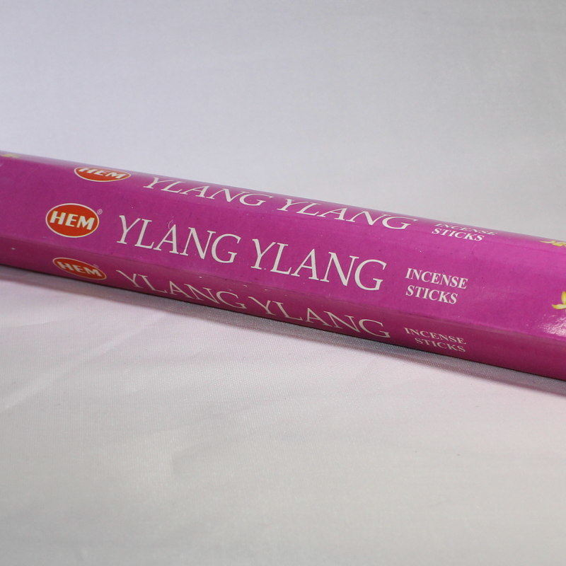 Ylang Ylang Incense Sticks - HEM