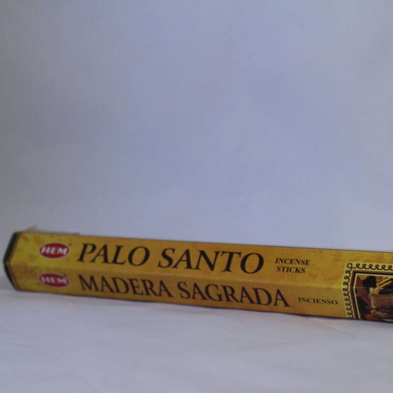Palo Santo Incense Sticks - SAC