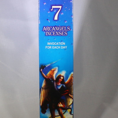 Seven (7) Archangel Incense Sticks - SAC