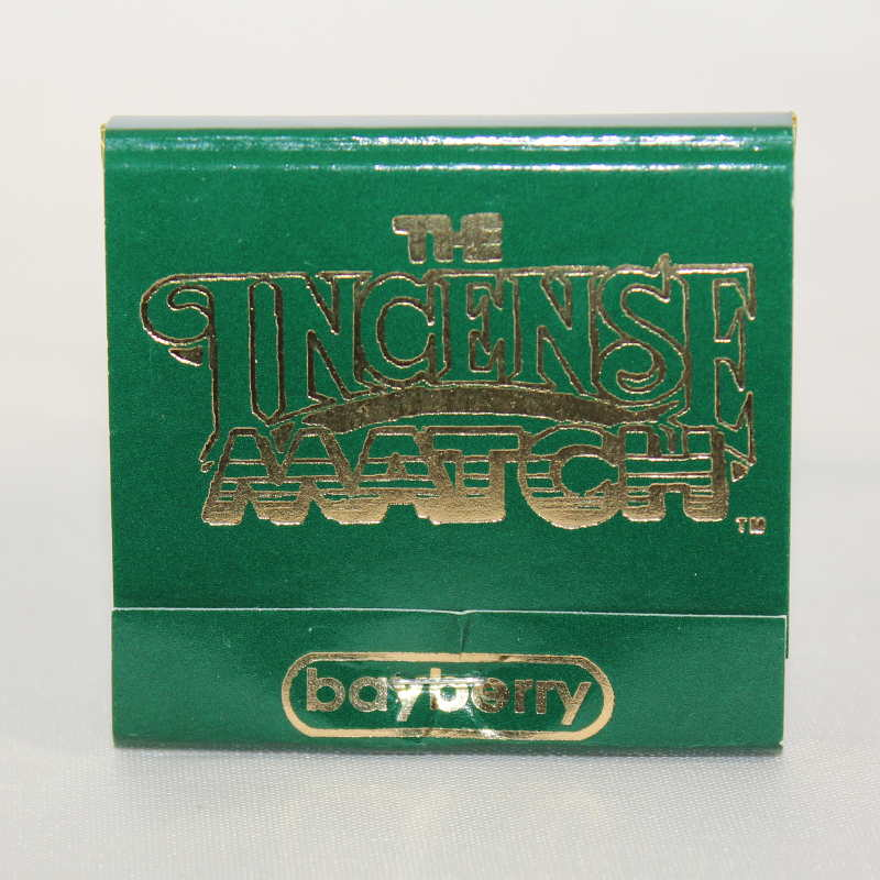 Bayberry Incense Matches