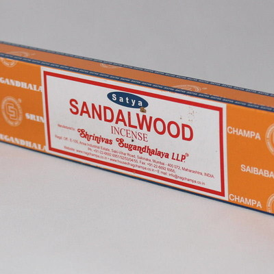 Sandalwood Incense Sticks - Satya