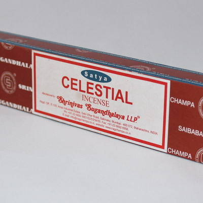 Celestial Incense Sticks - Satya