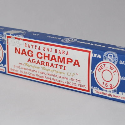 Nag Champa Incense Sticks - Satya 15 grams