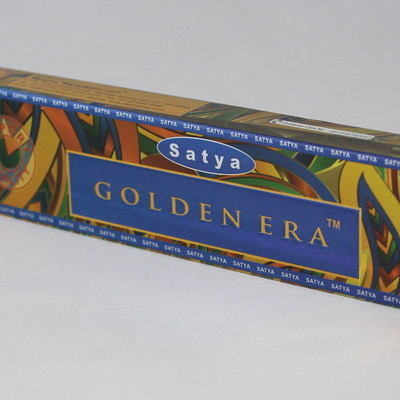 Golden Era Incense Sticks - Satya