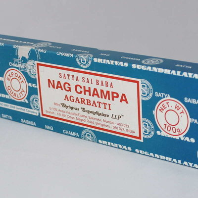 Nag Champa Incense Sticks - Satya 100 grams