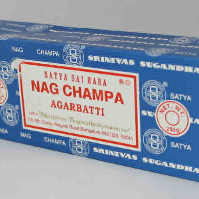 Nag Champa Incense Sticks - Satya 250 grams