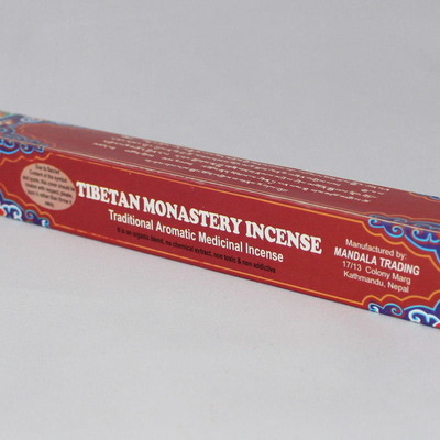 Tibetan Monastery Hand Rolled Medicinal Incense Sticks