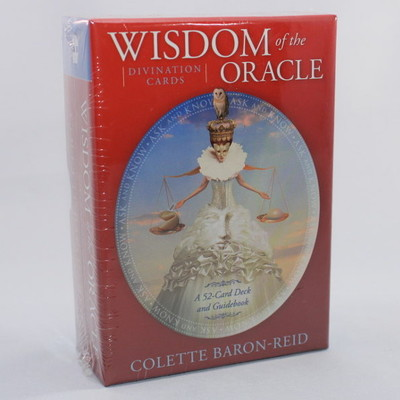 Widsom of the Oracle Oracle Cards