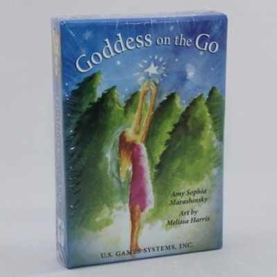 Goddess on the Go Cards