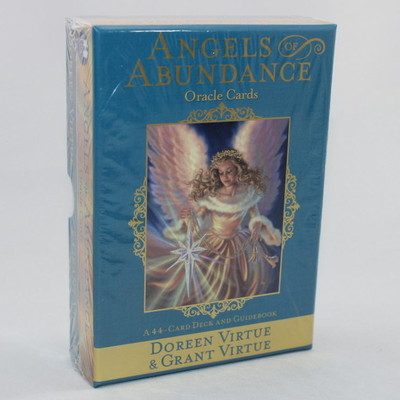 Angels of Abundance Cards