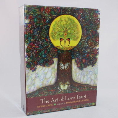 Art of Love Tarot Cards
