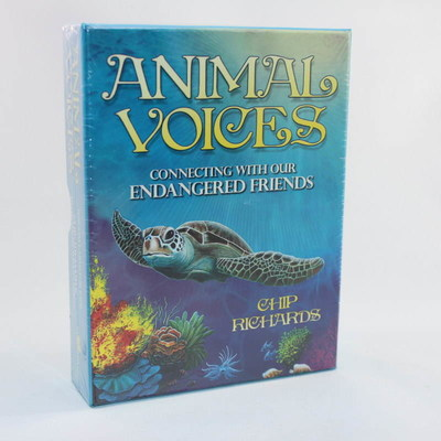 Animal Voices Cards