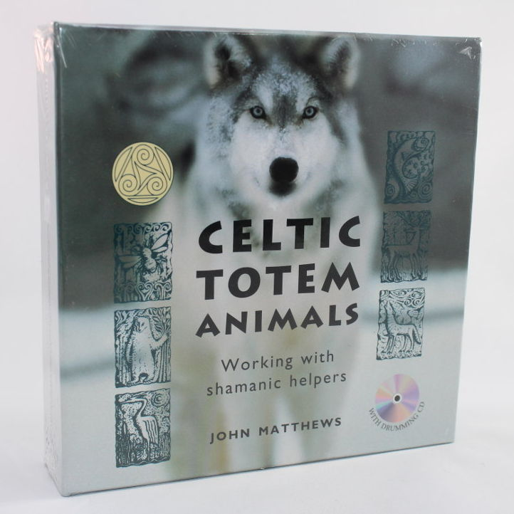 Celtic Totem Animals Cards