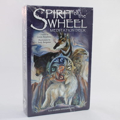 Spirit of the Wheel Meditation Cards