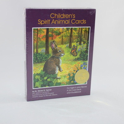 Children Spirit Animal Cards