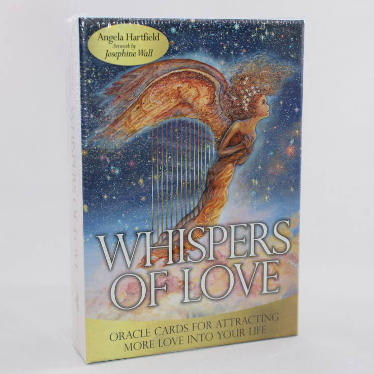 Whispers of Love Cards