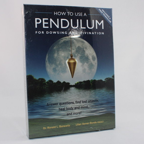 Pendulum For Dowsing and Divination Cards